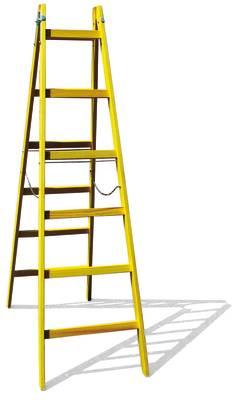 Maler-Stehleiter 4 Sprossen