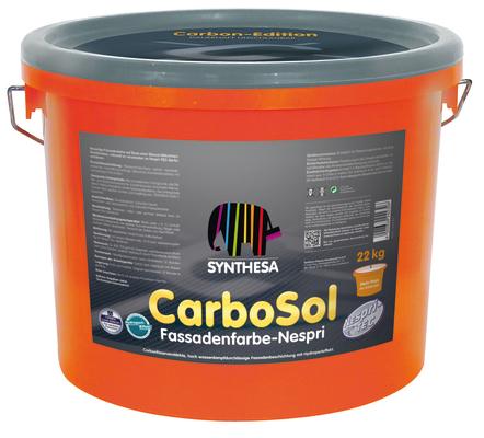 Carbosol Fassadenfarbe Nespri