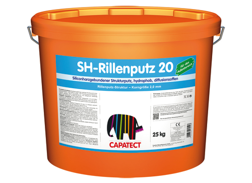 Capatect SH-Rillenputz