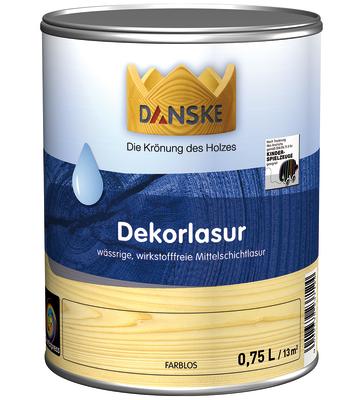 DANSKE Dekorlasur