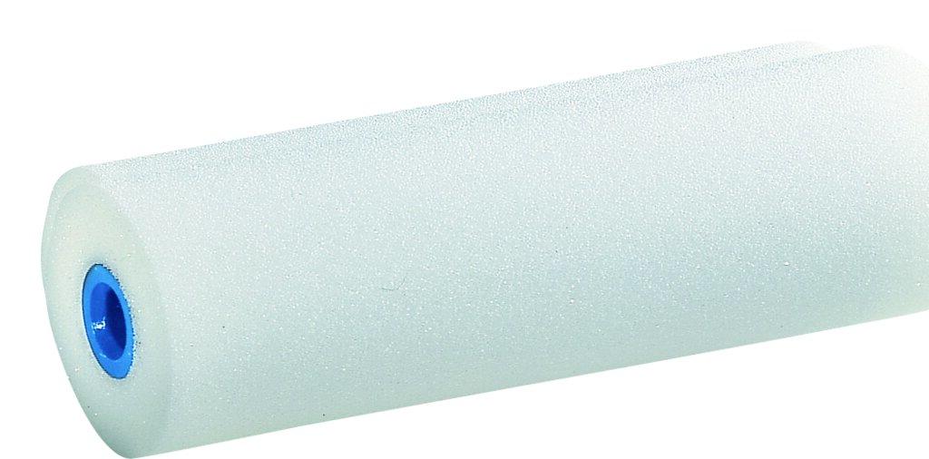 Schaumwalze 11cm Ø35 weiß
