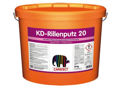 Capatect KD-Rillenputz*
