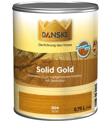 DANSKE Solid Gold