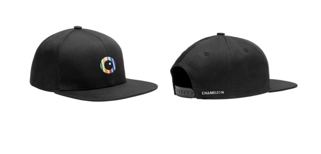 Chamelion Basecap black